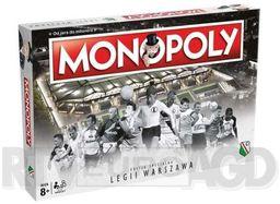 Gra Monopoly. Legia