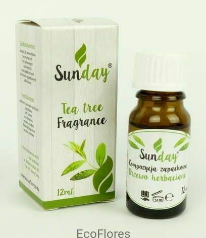 Olejek zapachowy Drzewo herbaciane SunDay