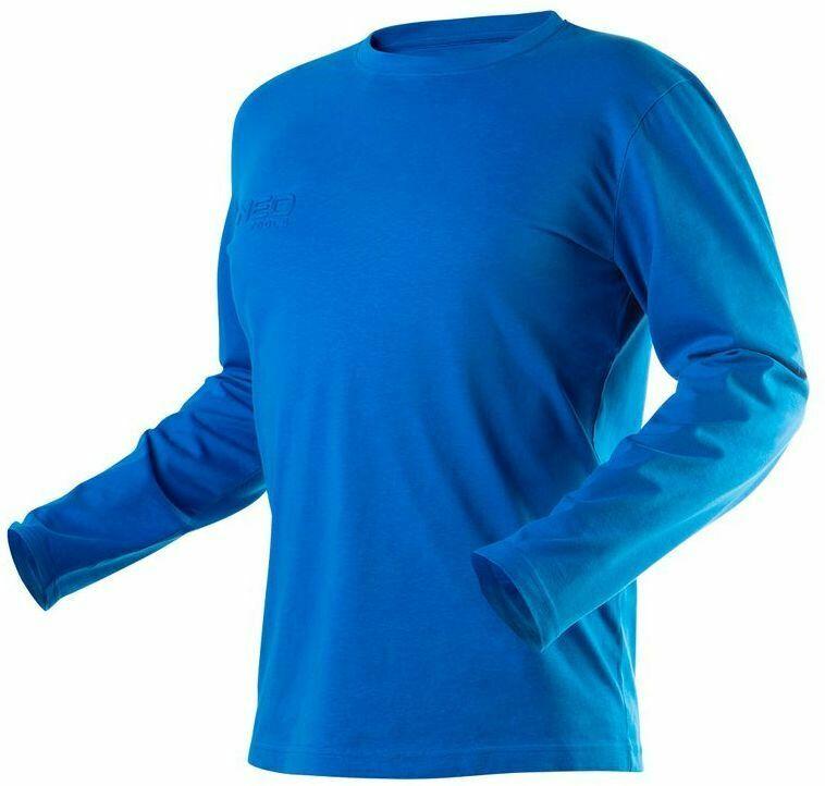 Koszulka z długim rękawem HD+, rozmiar XXL 81-617-XXL