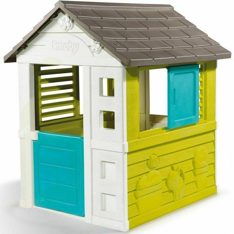 Domek ogrodowy Pretty dla dzieci Smoby