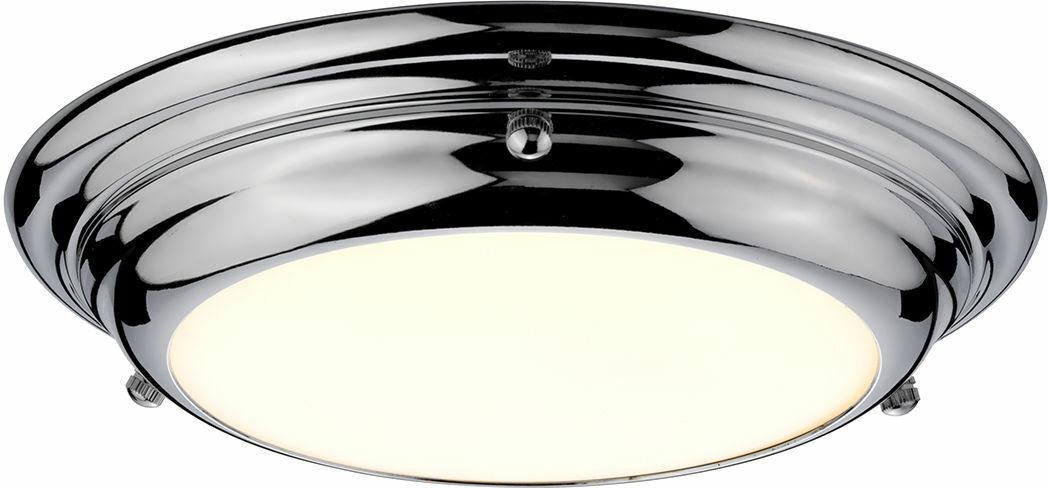 Welland plafon LED szczelny IP54 chrom WELLAND-F-S-PC - Elstead Lighting Do -17% rabatu w koszyku i darmowa dostawa od 299zł !