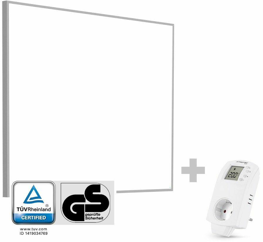 Płytowy promiennik podczerwieni TIH 300 S + Termostat gniazdkowy BN30