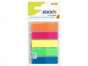 Zakładki indeksujące Stick''n, 45 x 12 mm, 5 kolorów, neonowe, typ Z -  Rabaty  Porady  Hurt  Wyceny   sklep@solokolos.pl   tel.(34)366-72-72