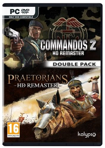 Commandos 2 & Praetorians: HD Remaster PC