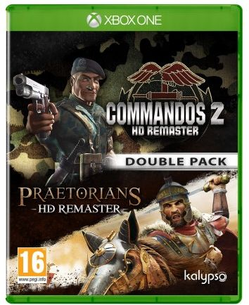 Commandos 2 & Praetorians: HD Remaster XOne
