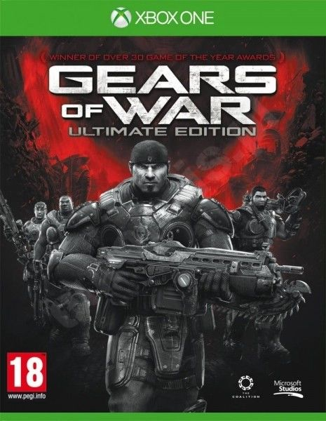 Gears of War - Ultimate Edition PL (Xbox One)