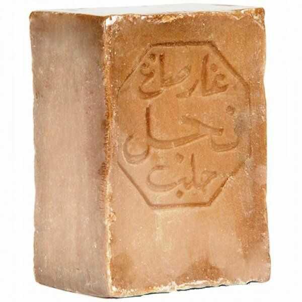 Mydło z Aleppo, 3% Oleju Laurowego, Bez Opakowania, Najel