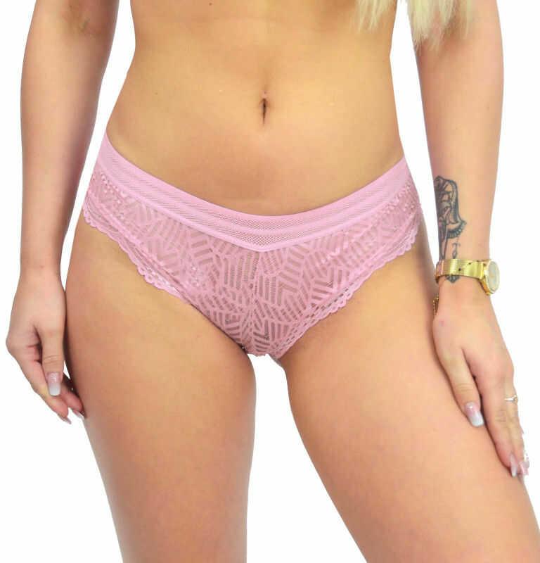 Figi damskie seksowne koronka ABBI Beauty Senses BS001039