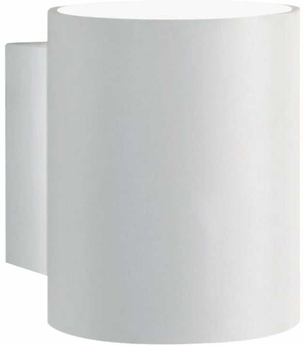 Light Prestige Oregon LP-106/1W WH kinkiet lampa ścienna biały aluminium 1x25W G9 11cm