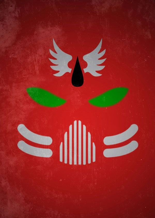 Warhammer 40k - the blood ravens - plakat wymiar do wyboru: 20x30 cm