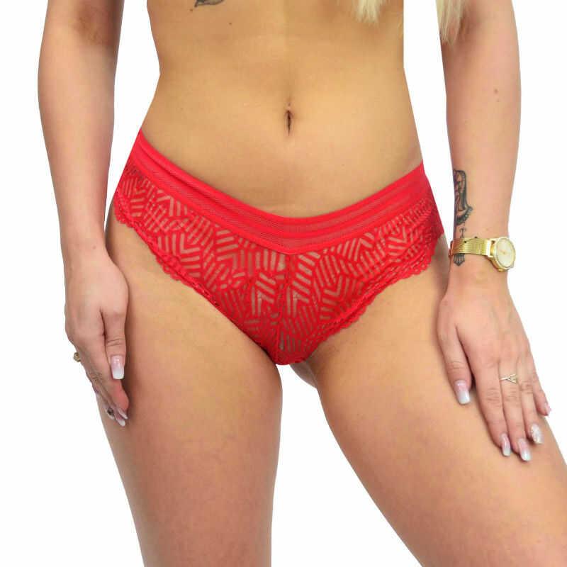 Figi damskie seksowne koronka ABBI Beauty Senses BS001041