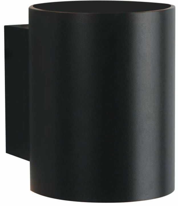 Light Prestige Oregon LP-106/1W BK kinkiet lampa ścienna czarny aluminium 1x25W G9 11cm