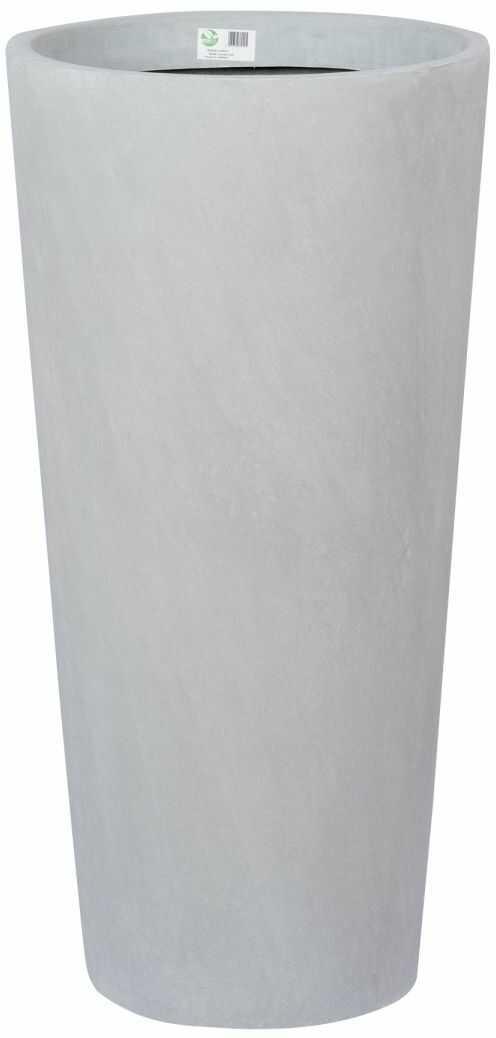 Donica z włókna szklanego D208E szary beton