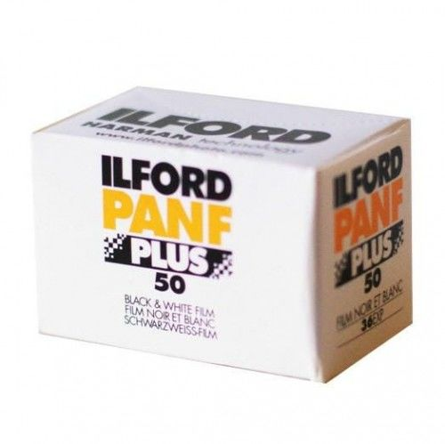 Ilford pan 50/135/36