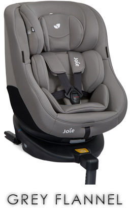 Joie Spin 360 (0-18 kg) - Grey Flannel