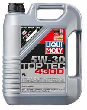 Liqui Moly Top Tec 4300 5W30 5l DARMOWA DOSTAWA