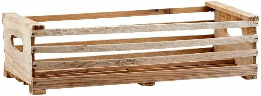 Drewniana Skrzynka Hand Made