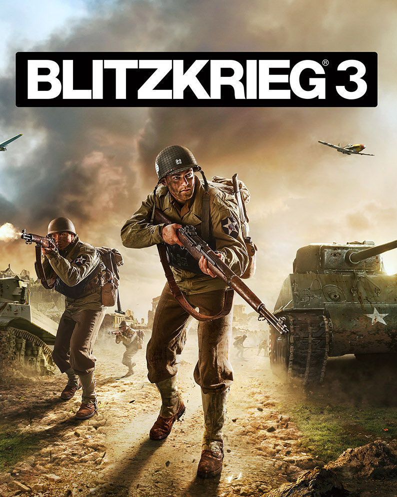 Blitzkrieg 3 (PC) klucz Steam