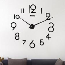 "Zegar ścienny ""zrób to sam"" cichy #16B5 /452mm"