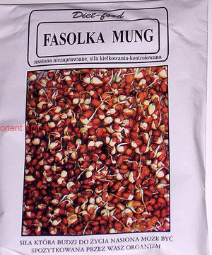 Fasola MUNG - 160g