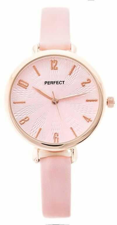 ZEGAREK DAMSKI PERFECT A3084 (zp869c) - pink