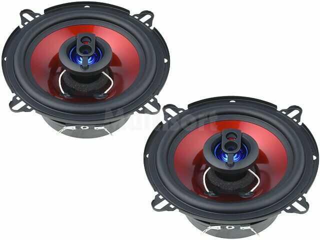 Samochodowe głośniki dwudrożne 100W 130mm