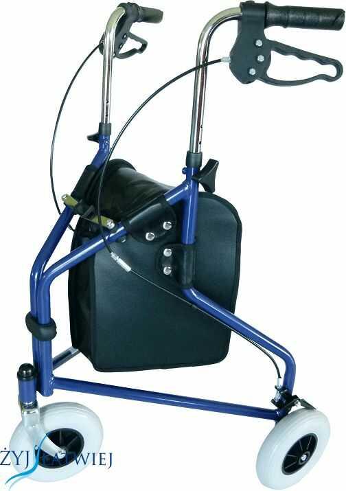 Podpórka inwalidzka 3-kołowa