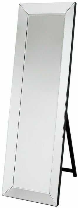 Lustro stojące w lustrzanej ramie 50x160