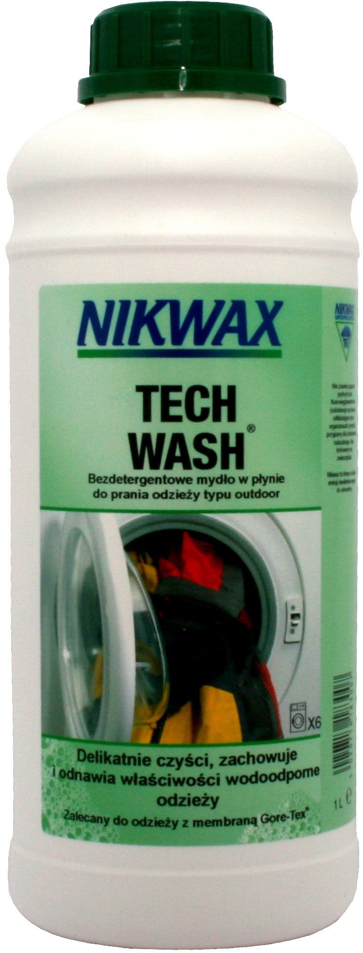 Nikwax Tech Wash środek piorący 1000ml