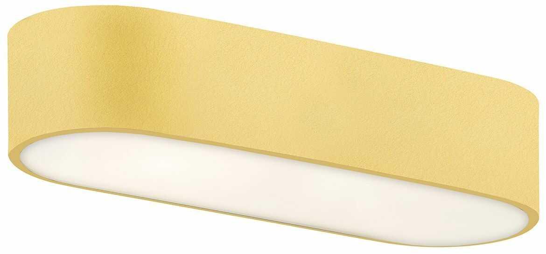 Plafon złoty Toni 6005 Argon // Rabaty w koszyku i darmowa dostawa od 299zł !