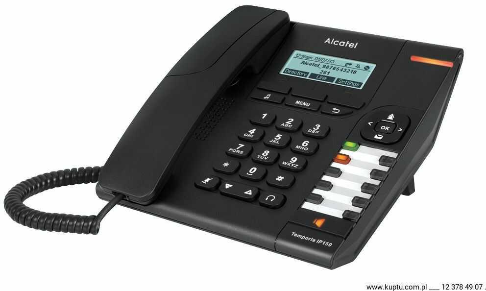 Alcatel Temporis IP 150 SIP PoE