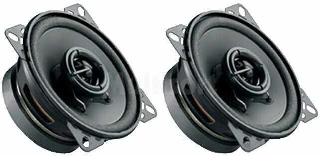 Głośniki samochodowe dwudrożne 100mm/60W