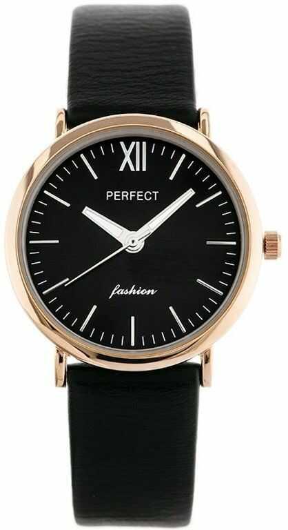 ZEGAREK DAMSKI PERFECT A3064 (zp870e) - black