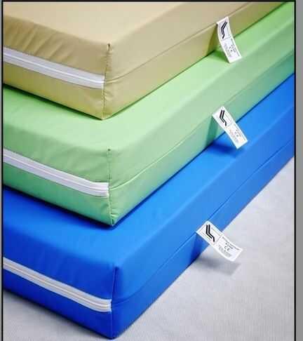Materace szpitalne na łóżka rehabilitacyjne