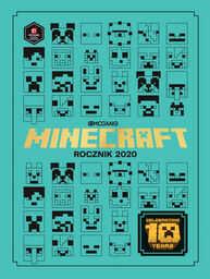 Minecraft Rocznik 2020 ZAKŁADKA DO KSIĄŻEK GRATIS DO KAŻDEGO ZAMÓWIENIA