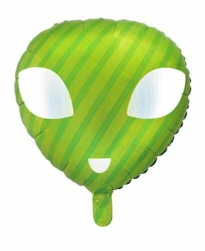 Balon foliowy UFO, Kosmita
