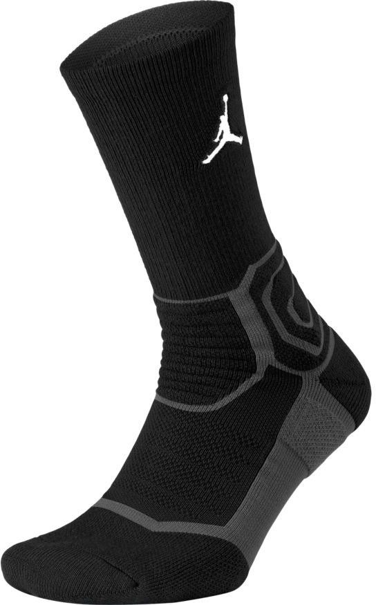 Skarpety koszykarskie Air Jordan Ultimate Flight Crew 2.0 - SX5854-010