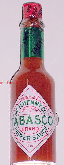 Sos Tabasco - 60ml