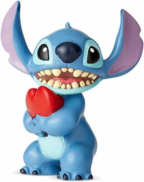 Disney Figurka w kształcie serca z haftem