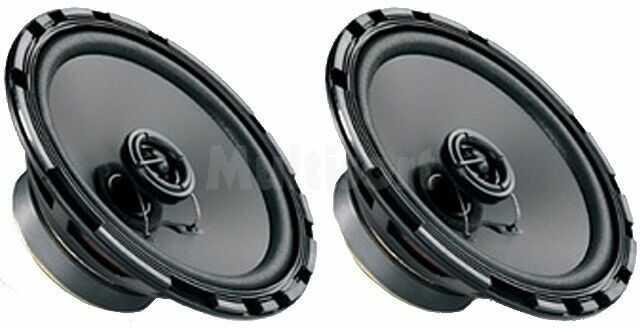 Głośniki samochodowe dwudrożne 165mm/60W