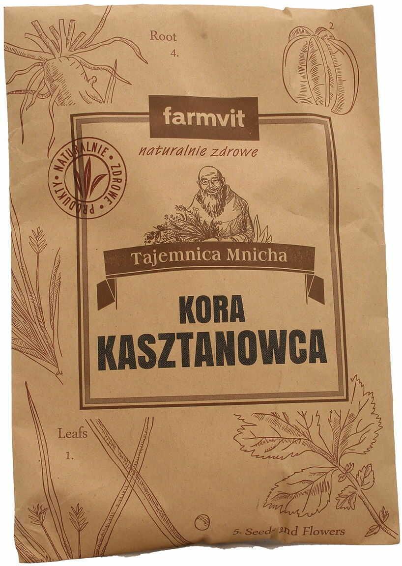 Kora kasztanowca - Farmvit - 50g
