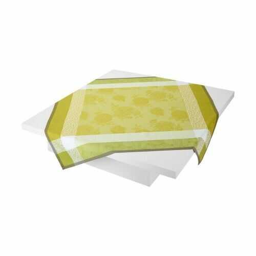 Obrus Parfums de Bagatelle 120x120 Fresia