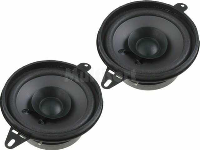 Głośniki samochodowe z podwójnym stożkiem 87mm/40W