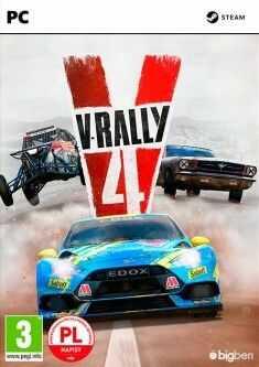 V-Rally PL (Digital - klucz Steam)