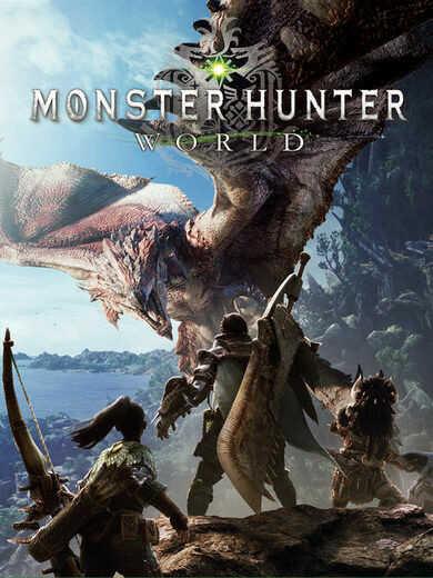 Monster Hunter World PL/EN (Digital - klucz Steam)