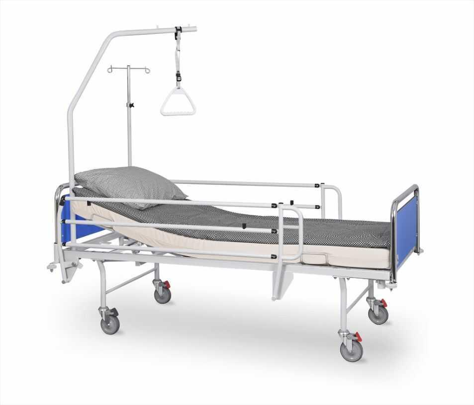 Łóżko rehabilitacyjne szpitalne A-4