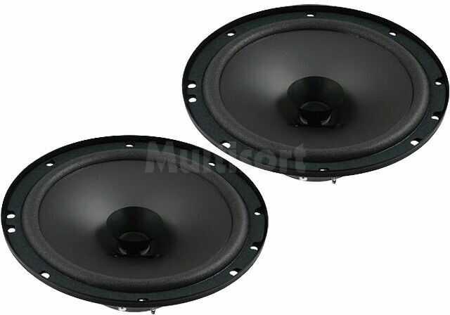 Głośniki samochodowe z podwójnym stożkiem 165mm/60W