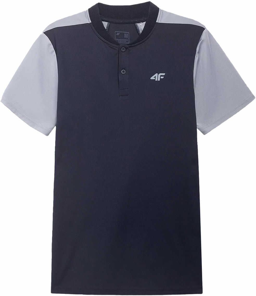 Koszulka Polo 4F TSMF083 - granatowa (H4L21 TSMF083-31S)