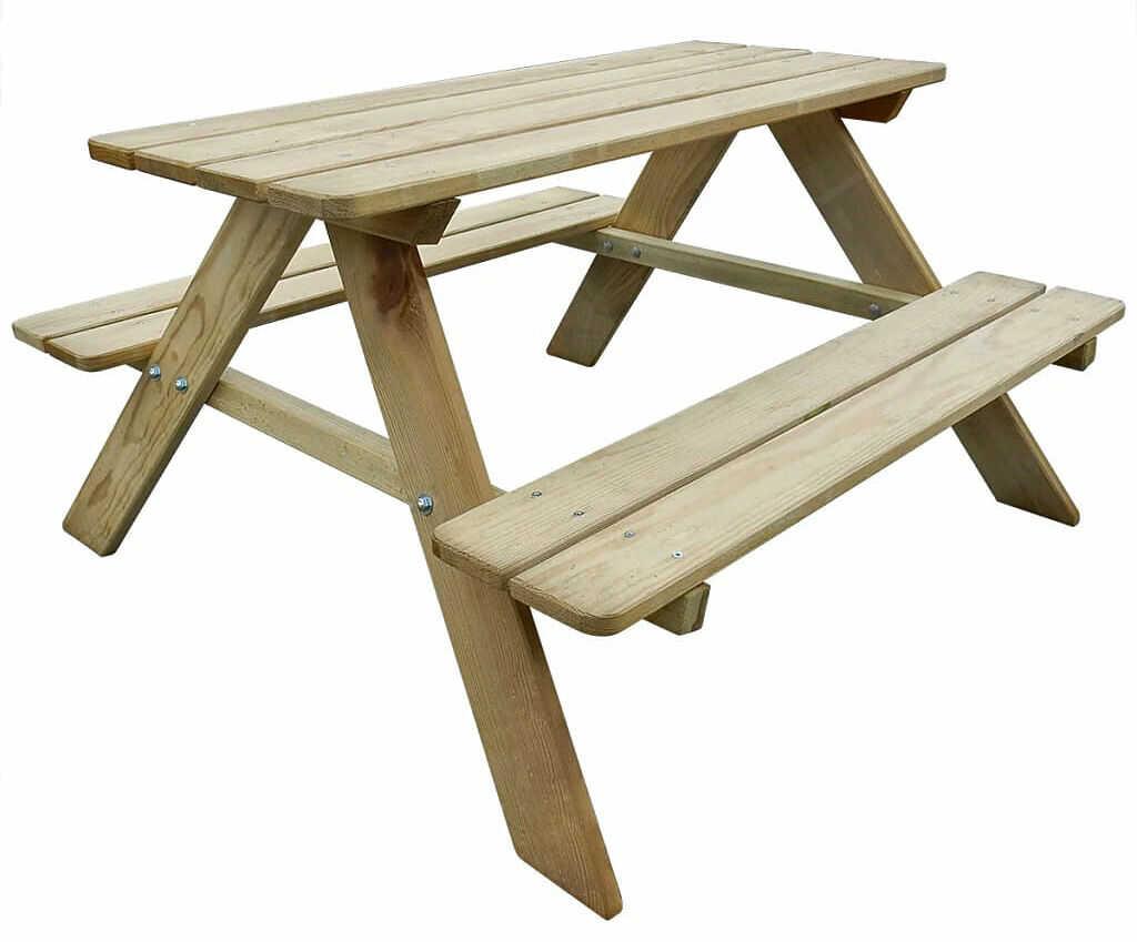 Stół piknikowy dla dzieci - Olli