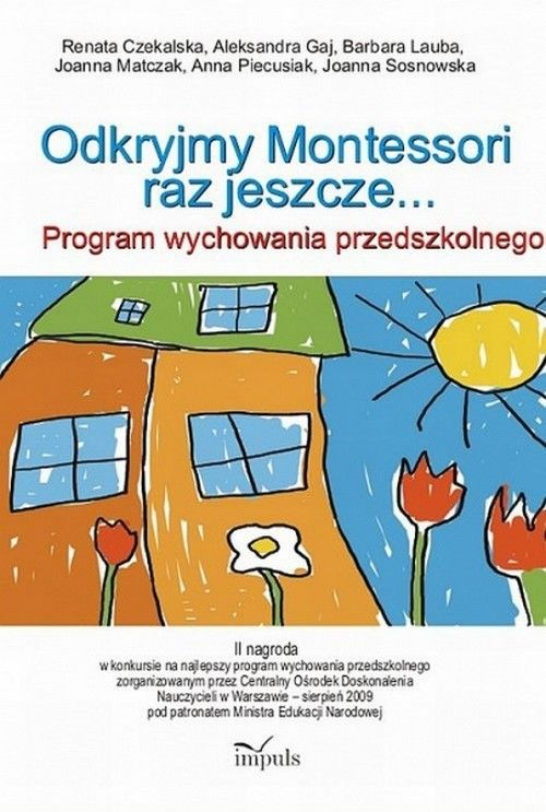 Odkryjmy Montessori raz jeszcze - Renata Czekalska - ebook